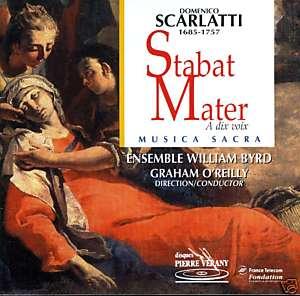 pochette stabat mater Scarlatti
